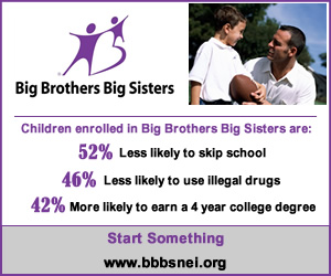 Big Brothers Big Sisters - Change a Life